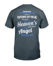 THE MOST BEAUTIFUL ANGEL Classic T-Shirt back