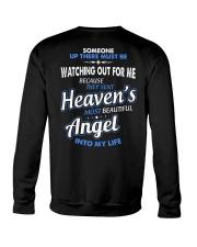 THE MOST BEAUTIFUL ANGEL Crewneck Sweatshirt thumbnail