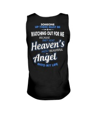THE MOST BEAUTIFUL ANGEL Unisex Tank thumbnail
