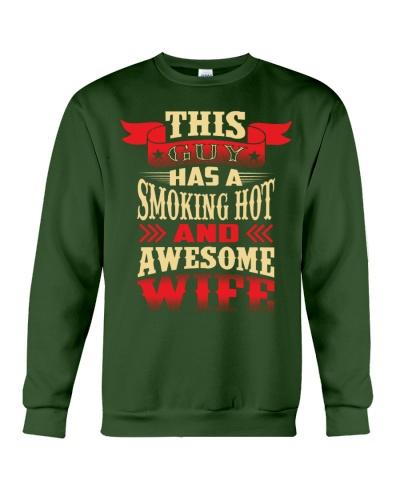 SMOKING HOT WIFE