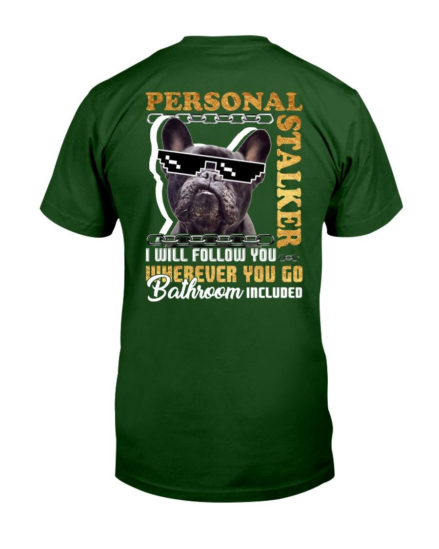 PUG - PERSONAL STALKER Classic T-Shirt