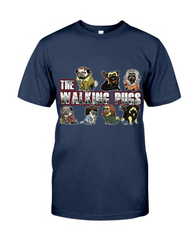 THE WALKING PUGS
