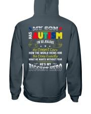 MY SON HAS AUTISM Hooded Sweatshirt thumbnail