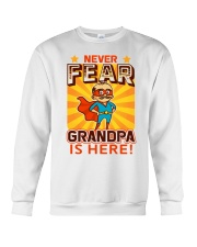 GRANDPA IS HERE Crewneck Sweatshirt thumbnail