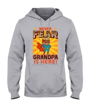 GRANDPA IS HERE Hooded Sweatshirt thumbnail