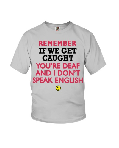 REMEMBER THAT - GIRL TEE