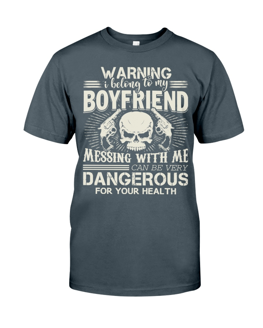 MESSING WITH ME Classic T-Shirt