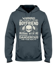 MESSING WITH ME Hooded Sweatshirt thumbnail