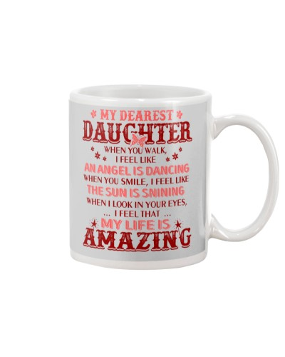 TO MY DAUGHTER - ANGEL IS DANCING
