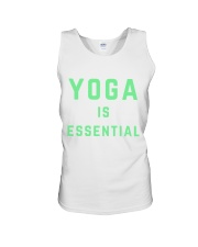 Yoga is Essential Unisex Tank thumbnail
