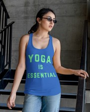 Yoga is Essential Ladies Flowy Tank apparel-ladies-flowy-tank-lifestyle-03