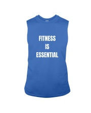 Fitness is Essential Sleeveless Tee thumbnail