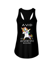 Avid Where The Adventure Begins Shirt Ladies Flowy Tank thumbnail