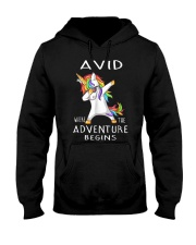 Avid Where The Adventure Begins Shirt Hooded Sweatshirt thumbnail