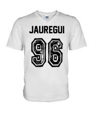 Jauregui96 V-Neck T-Shirt thumbnail