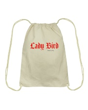 Lady Bird Drawstring Bag thumbnail
