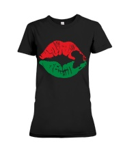 BLACK LIP Premium Fit Ladies Tee tile