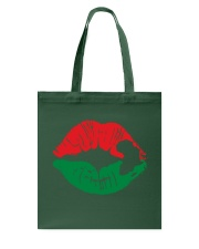 BLACK LIP Tote Bag thumbnail