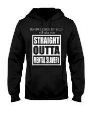MENTAL SLAVERY Hooded Sweatshirt thumbnail
