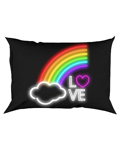 Pride Love Rainbow Cloud