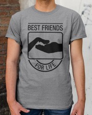 BEST FRIENDS FOR LIFE Classic T-Shirt apparel-classic-tshirt-lifestyle-30