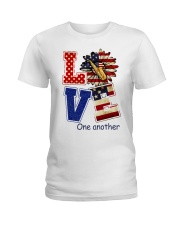 one another Ladies T-Shirt thumbnail