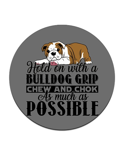 Hold On With Bulldog Grip Shirt