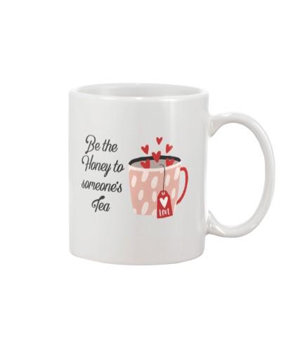 Be the honey to someone's tea