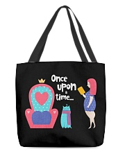Once upon a time All-over Tote thumbnail