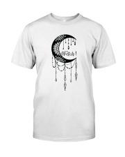 Moon dream catcher  Classic T-Shirt thumbnail