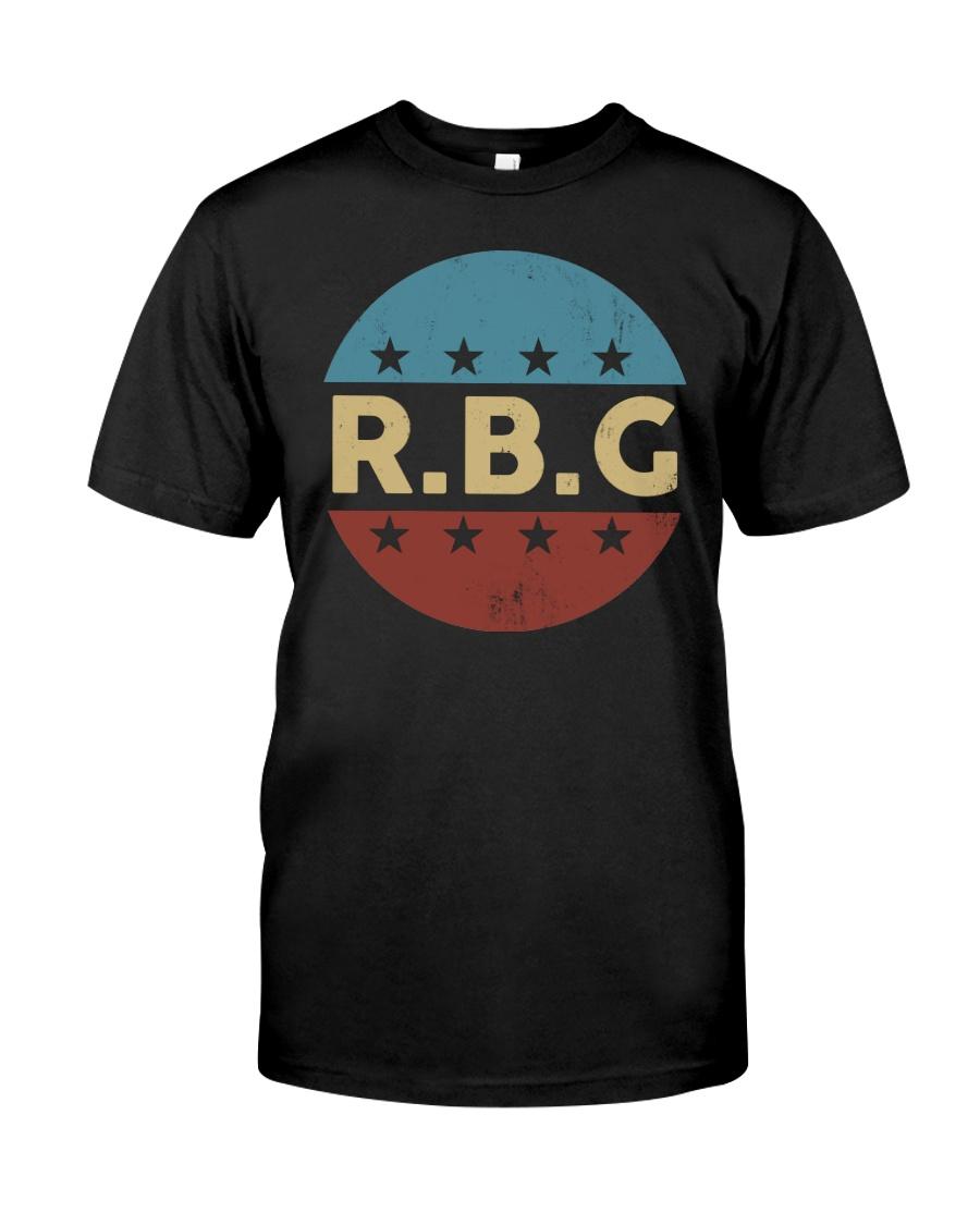 Vintage Notorious RBG Classic T-Shirt