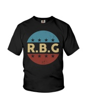 Vintage Notorious RBG Youth T-Shirt thumbnail