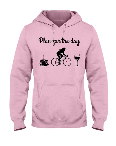Plan For The Day - Biking