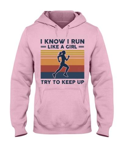 I Know I Run Like A Girl - Running