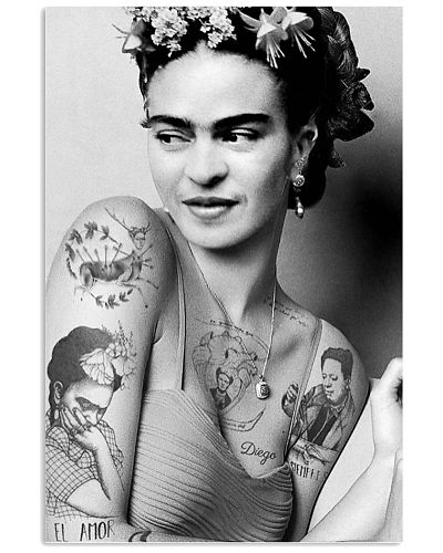 Frida Kahlo Tattoos