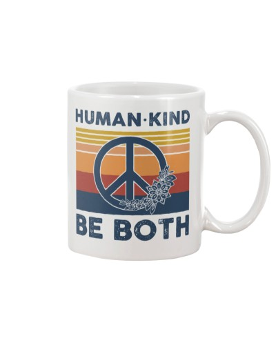 Human - Kind Be Both Retro