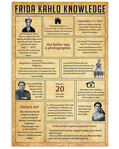 Frida Kahlo Knowledge