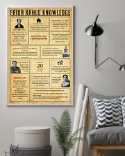 Frida Kahlo Knowledge 11x17 Poster lifestyle-poster-1