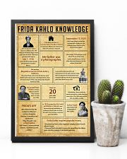Frida Kahlo Knowledge 11x17 Poster lifestyle-poster-8