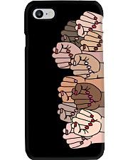 Intersectional Feminism Phone Case i-phone-8-case