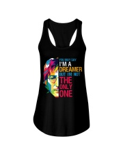 You May Say I'm A Dreamer But I'm Not The Only One Ladies Flowy Tank thumbnail