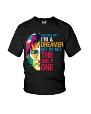 You May Say I'm A Dreamer But I'm Not The Only One Youth T-Shirt thumbnail