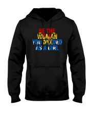 WW - Be The Woman You Needed As A Girl Hooded Sweatshirt thumbnail