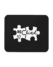 Be Kind Autism Awareness Puzzle Mousepad tile