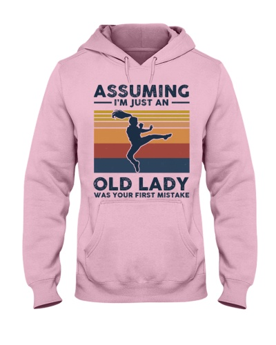 Assuming I'm Just An Old Lady - Tae Kwon Do