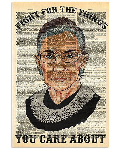 RBG Dictionary Fight For The Things You Care About