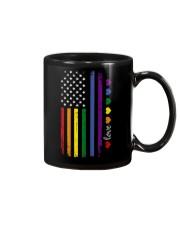 Pride US Flag Mug thumbnail