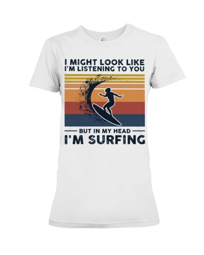 I Might Look Like I'm Listening To You - Surfing