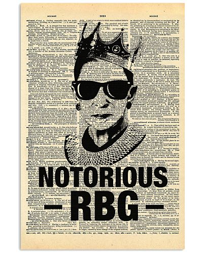 Notorious RBG Dictionary