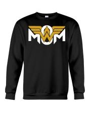 Wonder Woman Mom Crewneck Sweatshirt thumbnail
